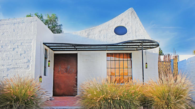 Дома в . Автор – Juan Carlos Loyo Arquitectura