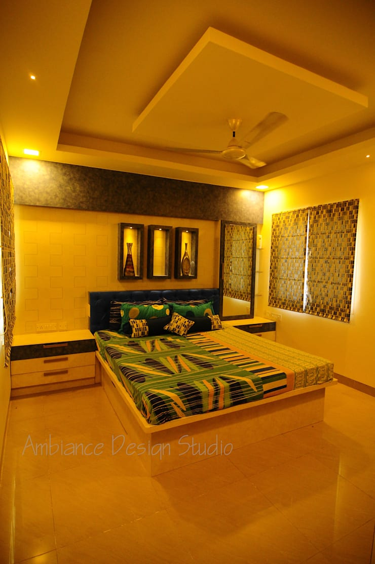 Bedroom by Ambiance Design Studio,