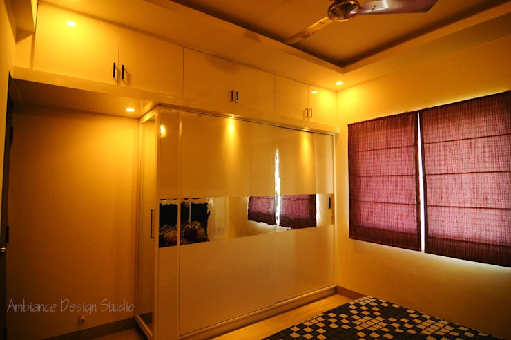 Mr Siddhart Shandilya:  Bedroom by Ambiance Design Studio,