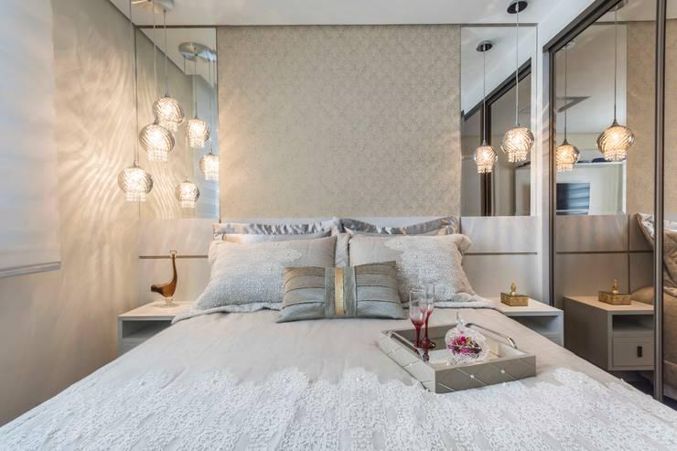 Dormitorios de estilo moderno de Silvana Borzi Design