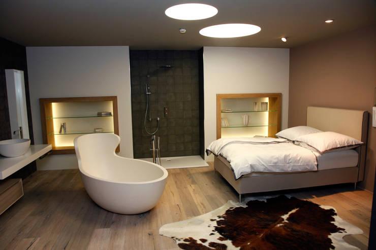 ELEMENTS Badimpressionen:  Badezimmer von ELEMENTS Nürtingen