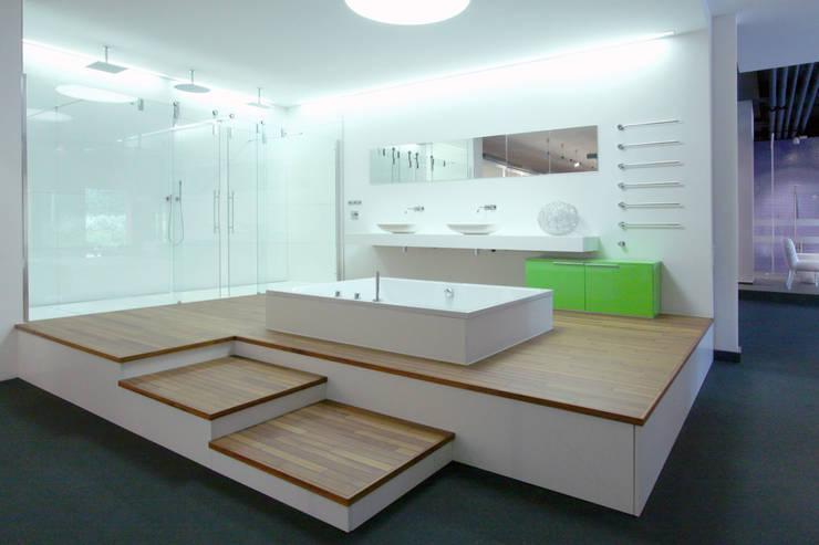 ELEMENTS Nürtingenが手掛けた洗面所&風呂&トイレ