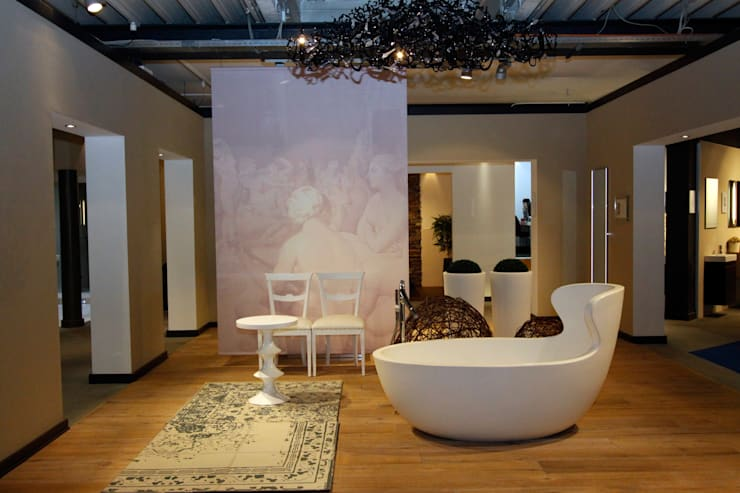 eclectic Bathroom by ELEMENTS Nürtingen