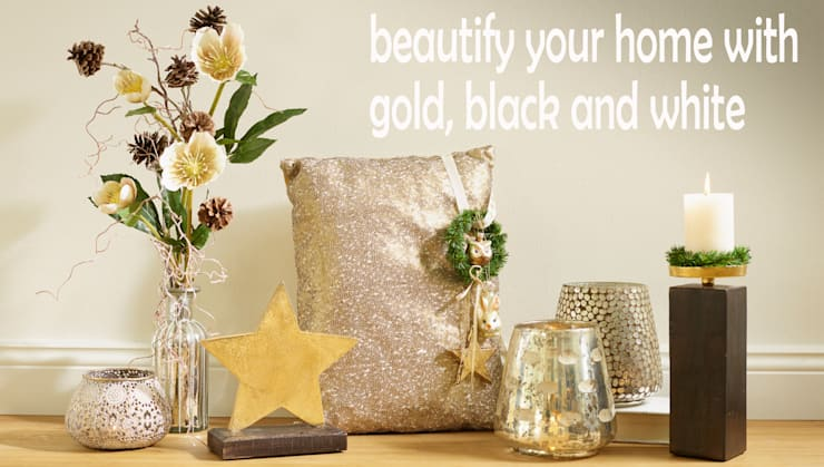 Beautify your Home:   door Groothandel in decoratie en lifestyle artikelen, Klassiek