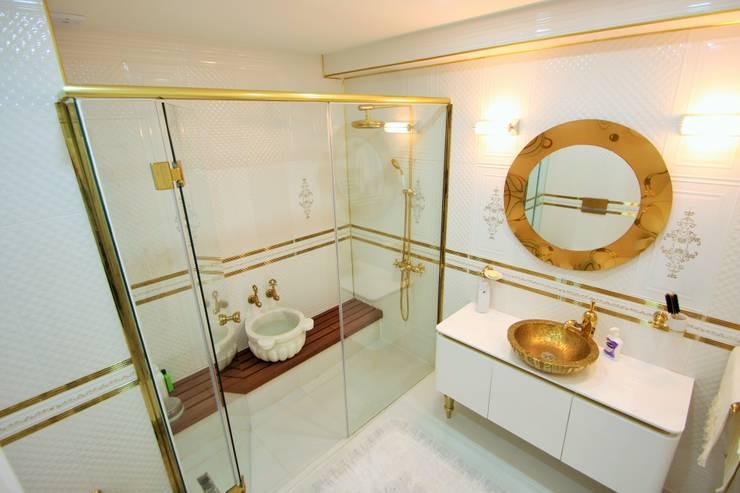 Murat Aksel Architecture – Apartment:  tarz Banyo