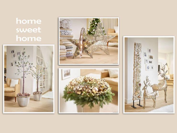 Home sweet Home:   door Groothandel in decoratie en lifestyle artikelen, Klassiek