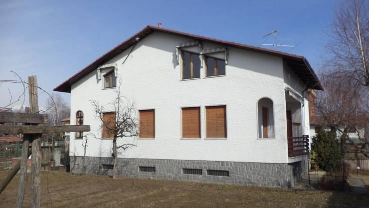 Projekty,  Domy zaprojektowane przez fabio licciardi architetto