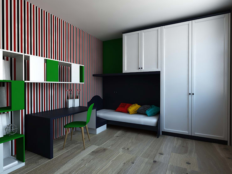 Nursery/kid's room by INdesign