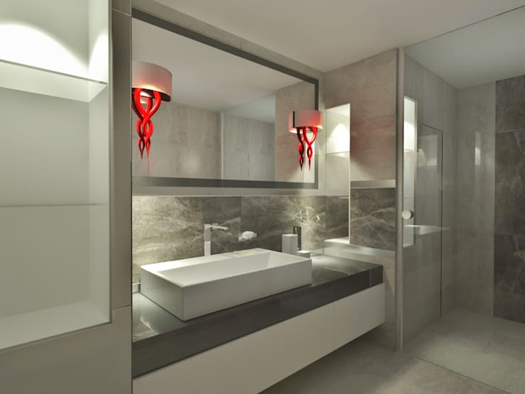 Bathroom by INdesign