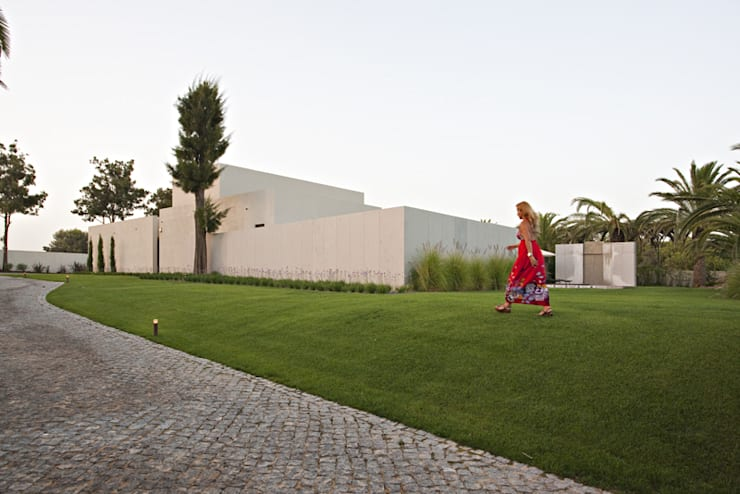 Casa de Palmar | 2009: Jardins  por Susana Camelo