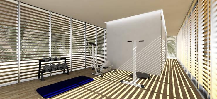 Gym by Gustavo Guimarães