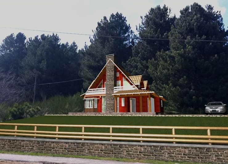 Houses by Architetto Giovanni Marra Studio di Progettazione Integrata