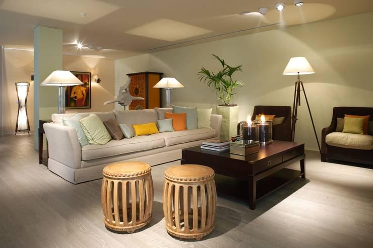 غرفة المعيشة تنفيذ Susana Camelo