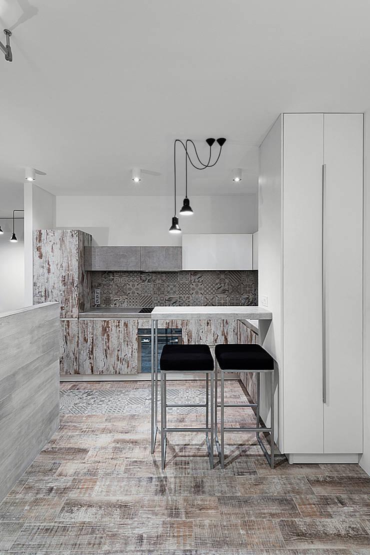 kitchen:  Keuken door Olga Kravchuta design