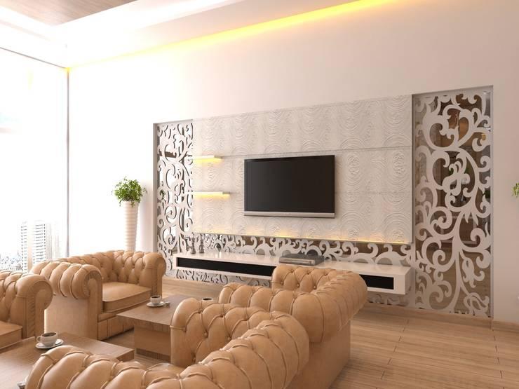 Murat Aksel Architecture – Office:  tarz Çalışma Odası