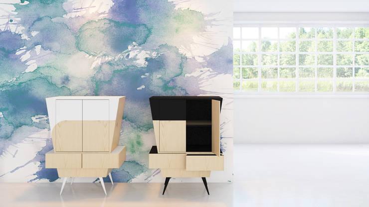 Móvel Dime: Casa  por Infinitta - arte | design | arquitetura | interiores | vm