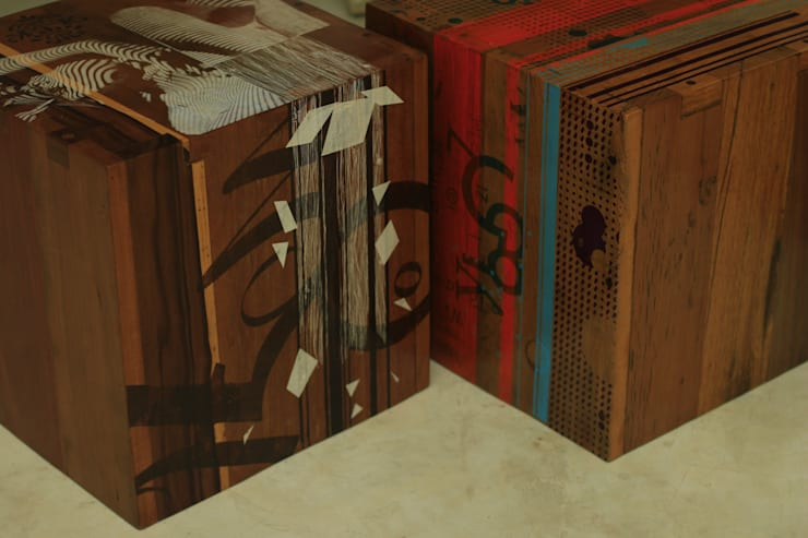 Cubos: Casa  por Infinitta - arte | design | arquitetura | interiores | vm