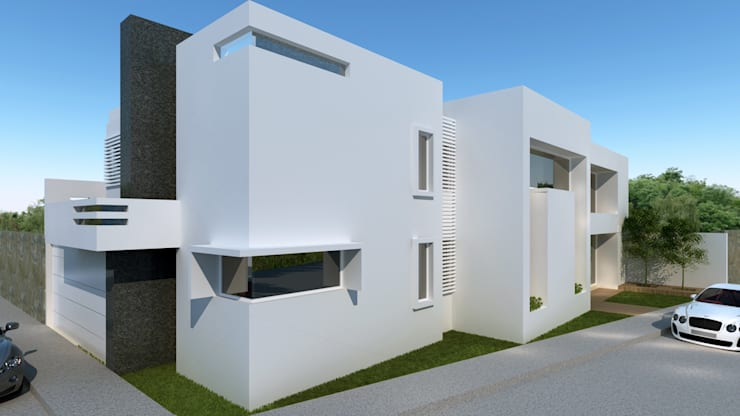 Houses by CouturierStudio, Modern Pottery
