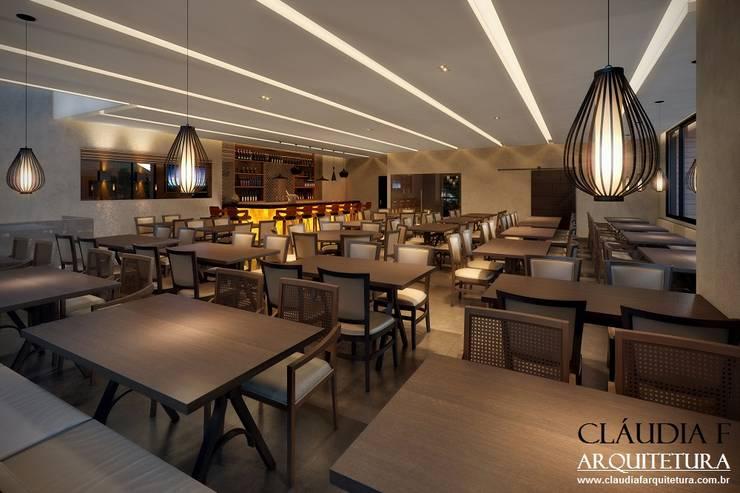 Projeto Comercial: Salas de jantar  por Cláudia F Arquitetura