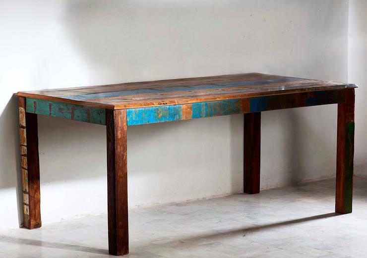 Esszimmer Möbel Vintage : Retro vintage möbel von kolonial living homify
