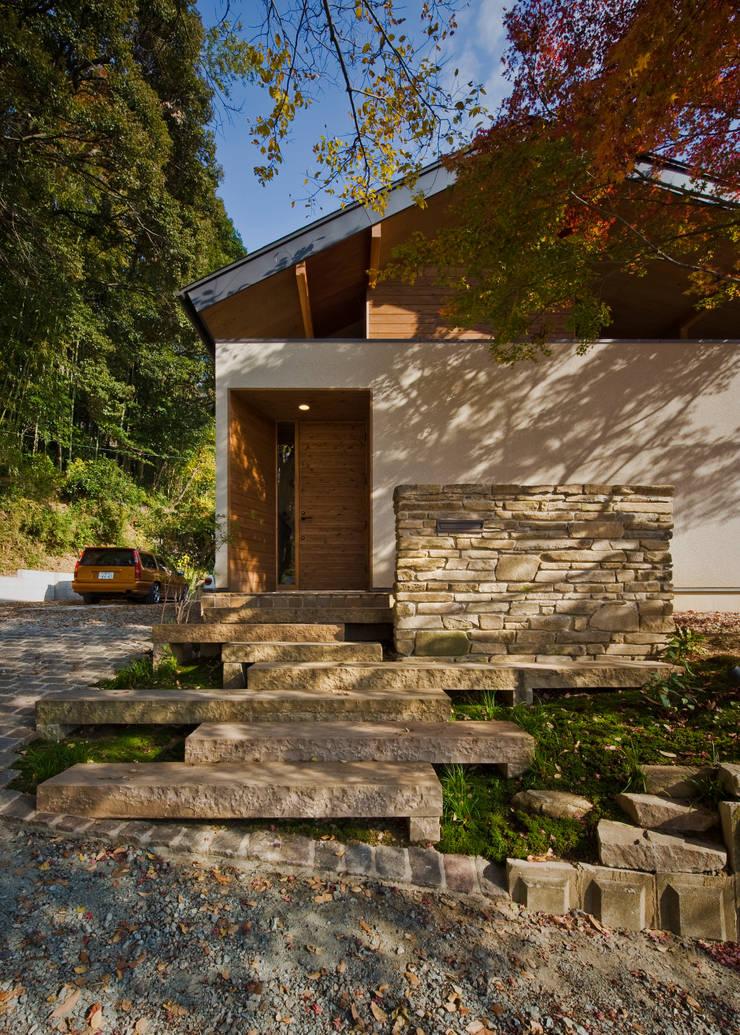 広明の家: Nobuyoshi Hayashiが手掛けた家です。