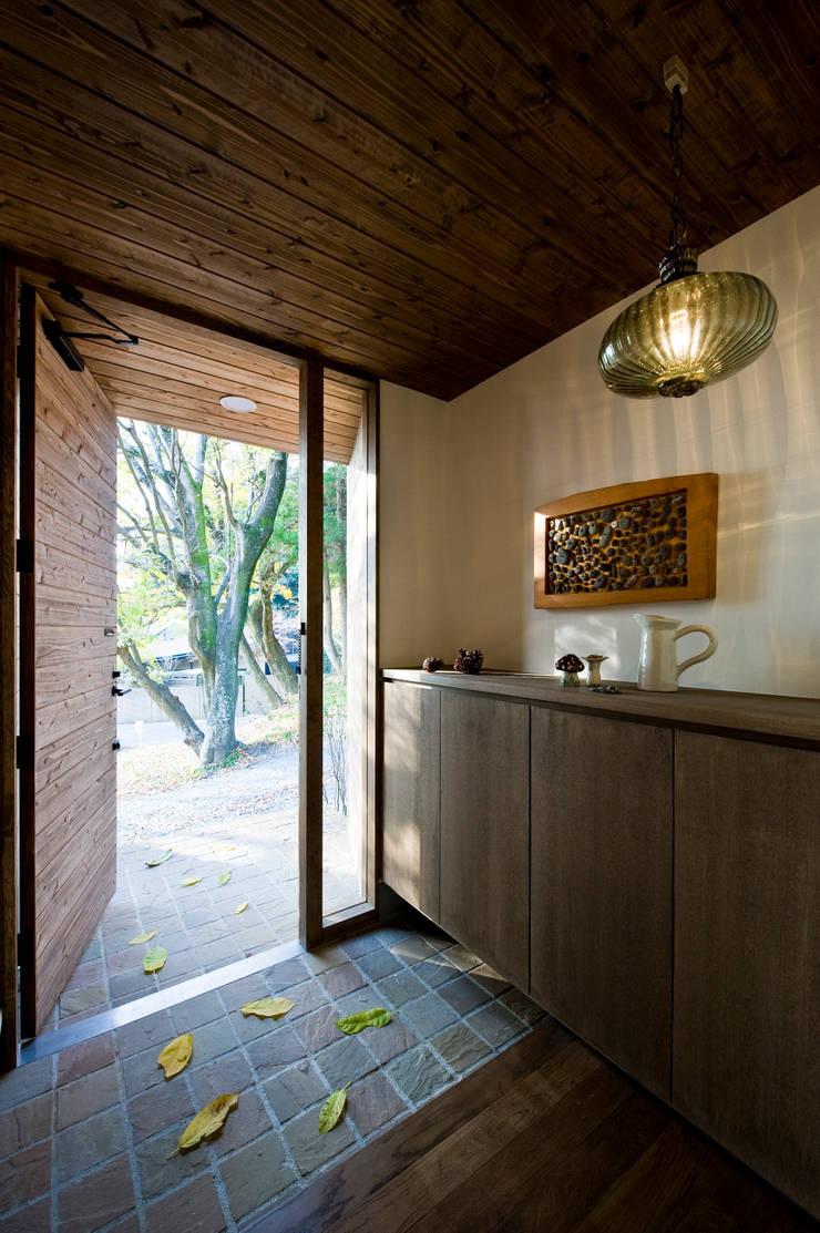 広明の家: Nobuyoshi Hayashiが手掛けたリビングです。
