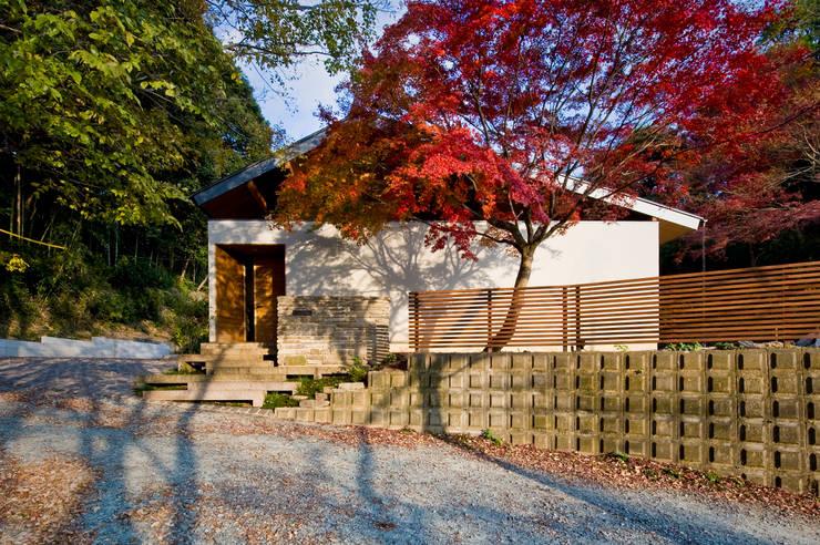 Huizen door Nobuyoshi Hayashi