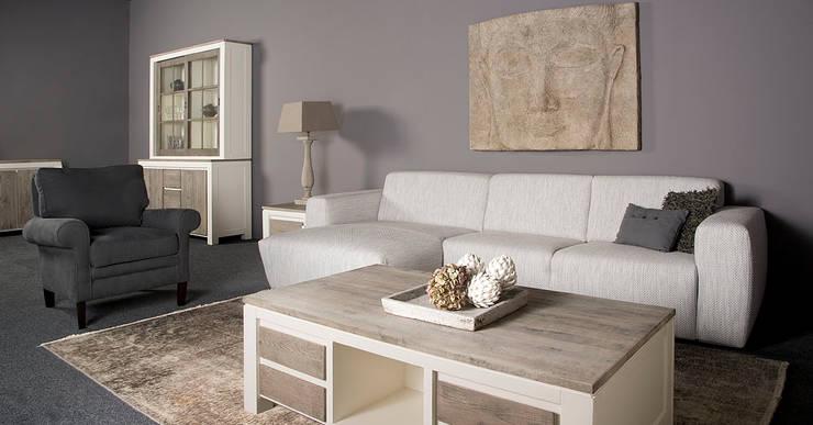 Toby loungebank - Floris van Gelder: modern  door Floris van Gelder, Modern