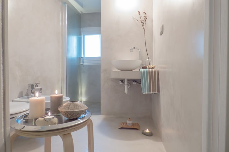 Home Staging: Bagno in stile  di Mirna.C Homestaging