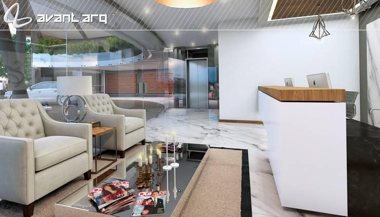 AVANT ARQ: Salas de estilo  por AVANT ARQ
