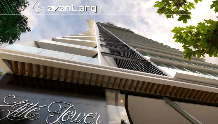 AVANT ARQ: Casas de estilo  por AVANT ARQ