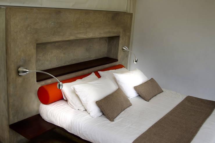Pujol Iluminacion의  침실