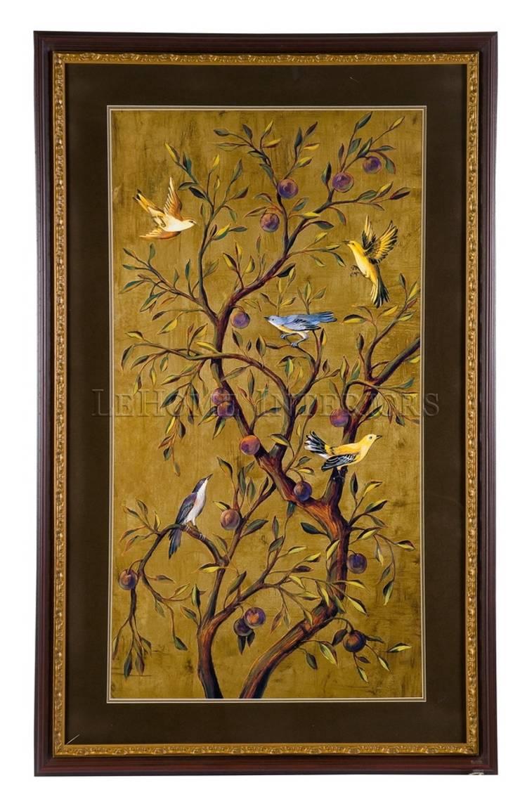 Картина P001: Произведения искусства в . Автор – LeHome Interiors