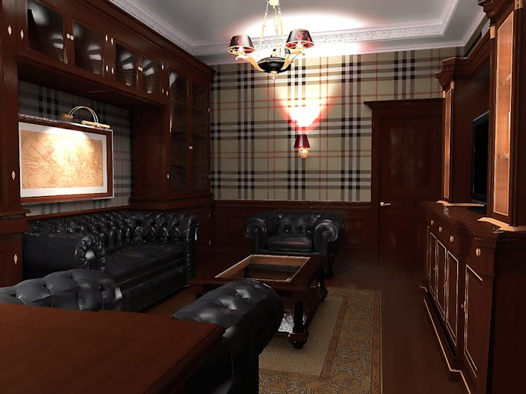 ООО 'Бастет':  tarz Çalışma Odası