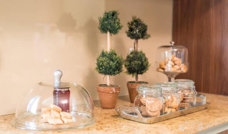 Cozinha Campestre: Cozinhas campestres por Ângela Pinheiro Home Design