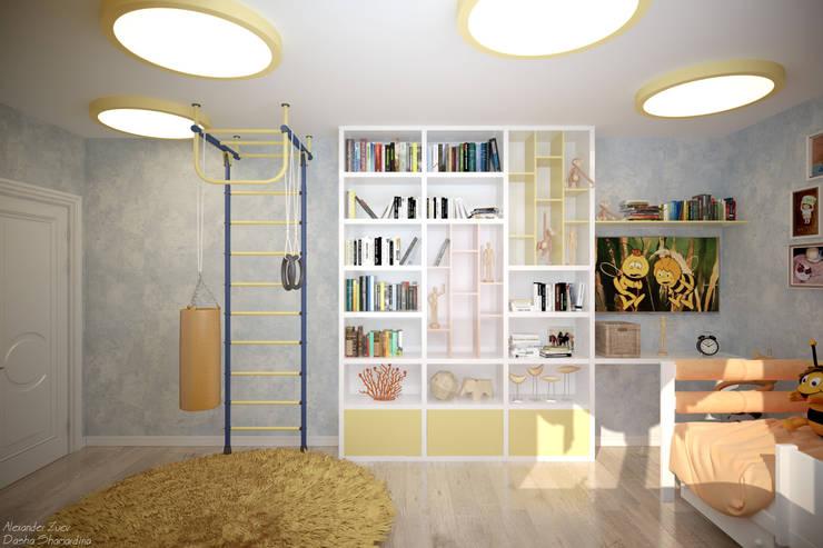 Студия интерьерного дизайна happy.design의  아이방