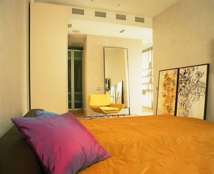 Квартира в ЖК Новая звезда: Спальни в . Автор – ASASH