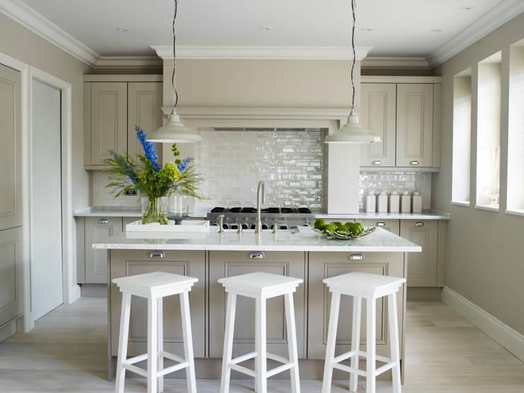 Projekty,  Kuchnia zaprojektowane przez Studio Duggan