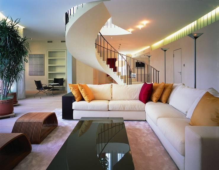 Квартира на Литейном: Гостиная в . Автор – ASASH