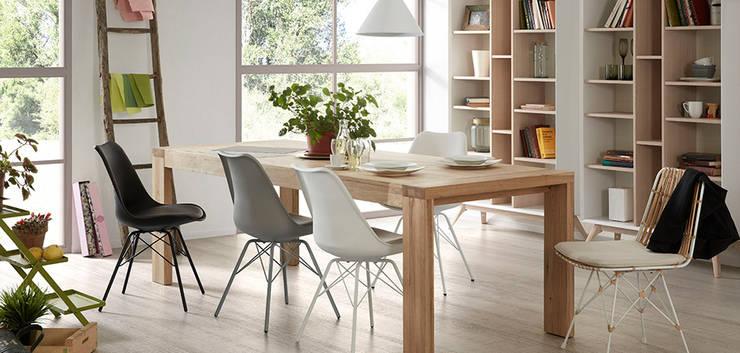 Ralf stoel - LaForma:  Eetkamer door Robin Design