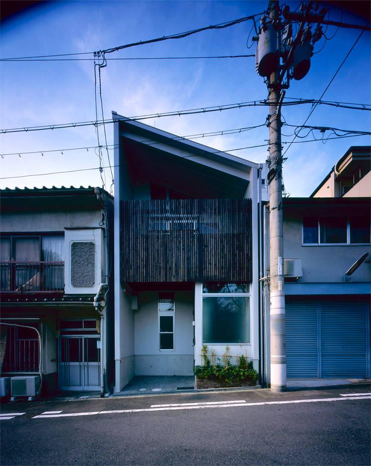 外観: エム・アイ・エー・アーキテクツ有限会社が手掛けた家です。