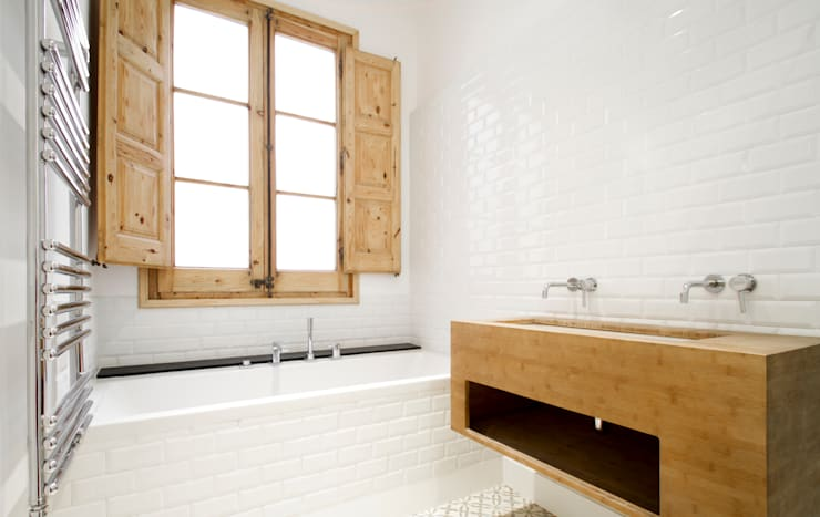 ห้องน้ำ by OAK 2000