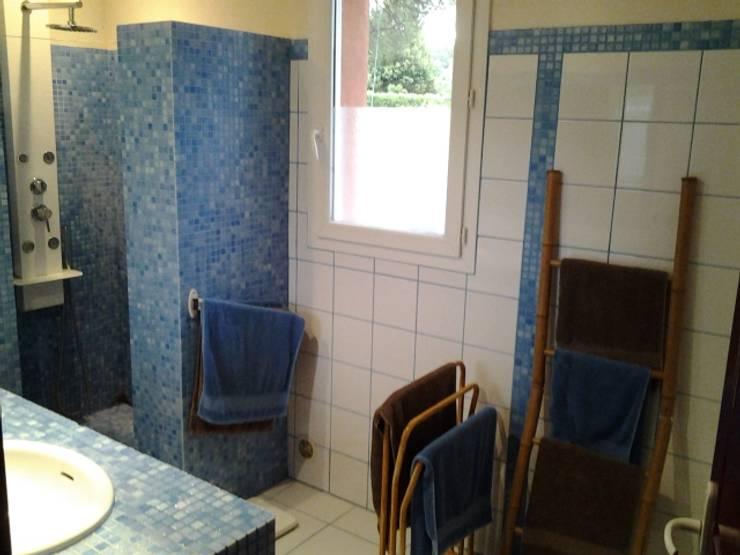 Salle d\'eau contemporaine par Emilie Granato Architecture d ...