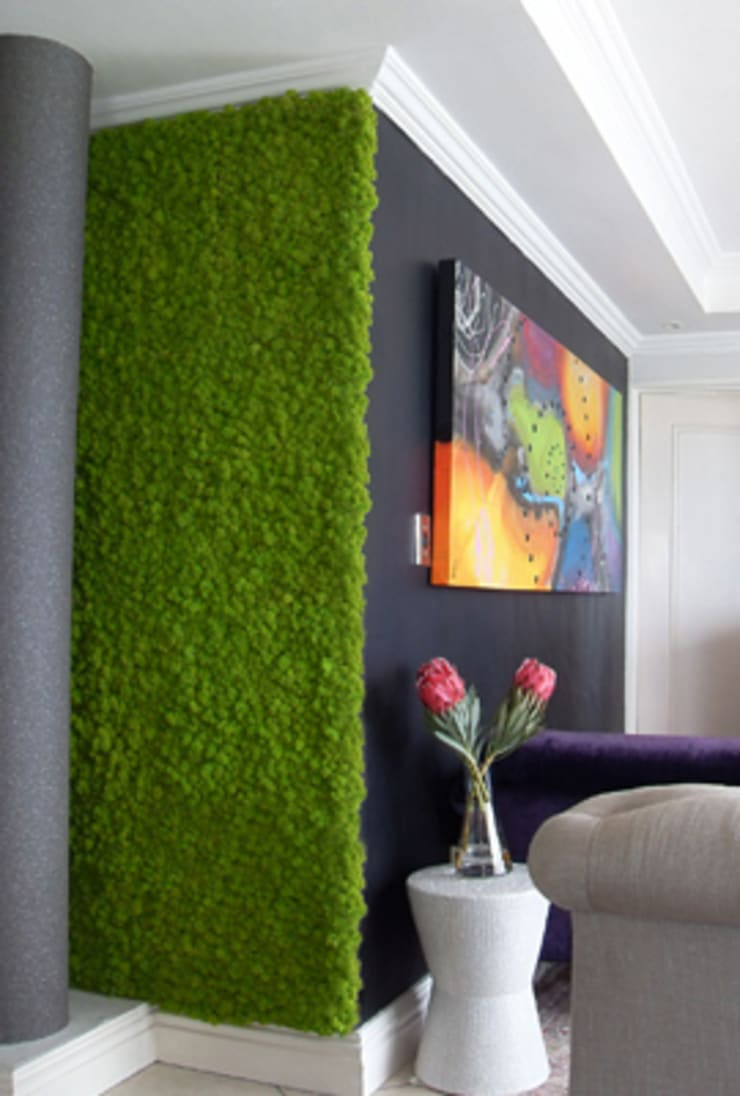 Moss Turkey – İÇ MEKAN TASARIM:  tarz Duvarlar