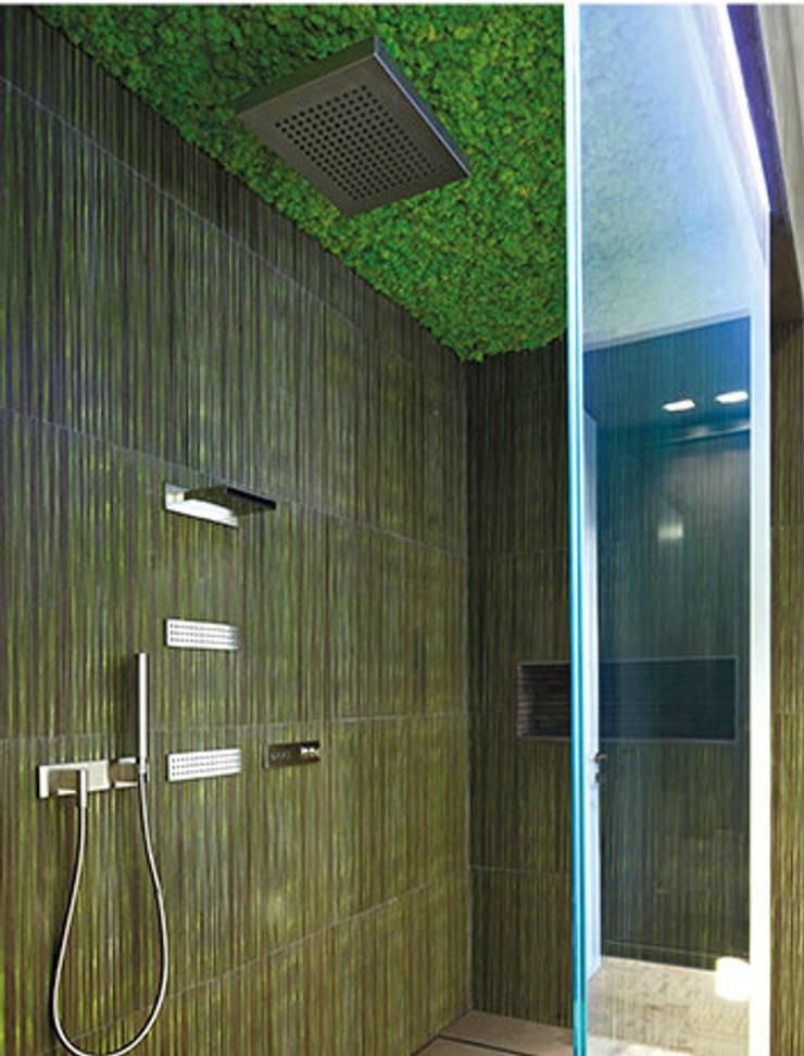 Moss Turkey – İÇ MEKAN TASARIM:  tarz Banyo
