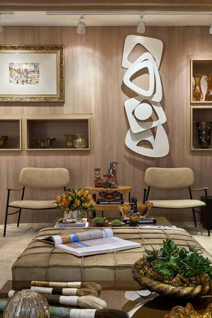 Decora Lider Salvador – Home HaiFatto: Salas de estar  por Lider Interiores