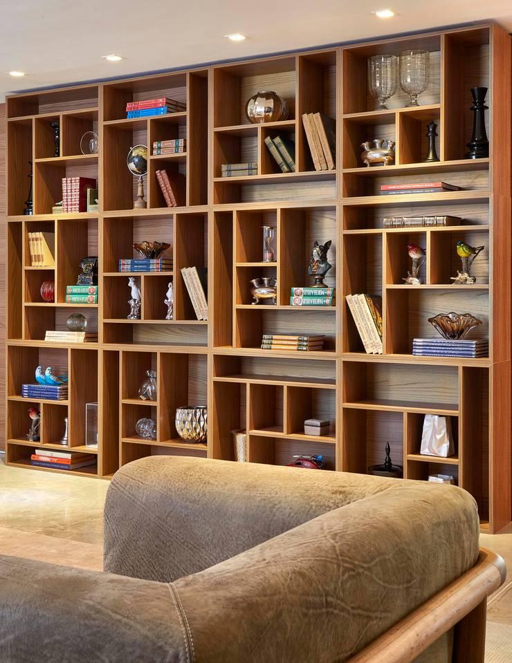 Decora Lider Salvador – Living: Salas de estar modernas por Lider Interiores