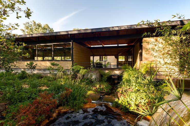 Jardines de estilo moderno de TAAR / TALLER DE ARQUITECTURA DE ALTO RENDIMIENTO