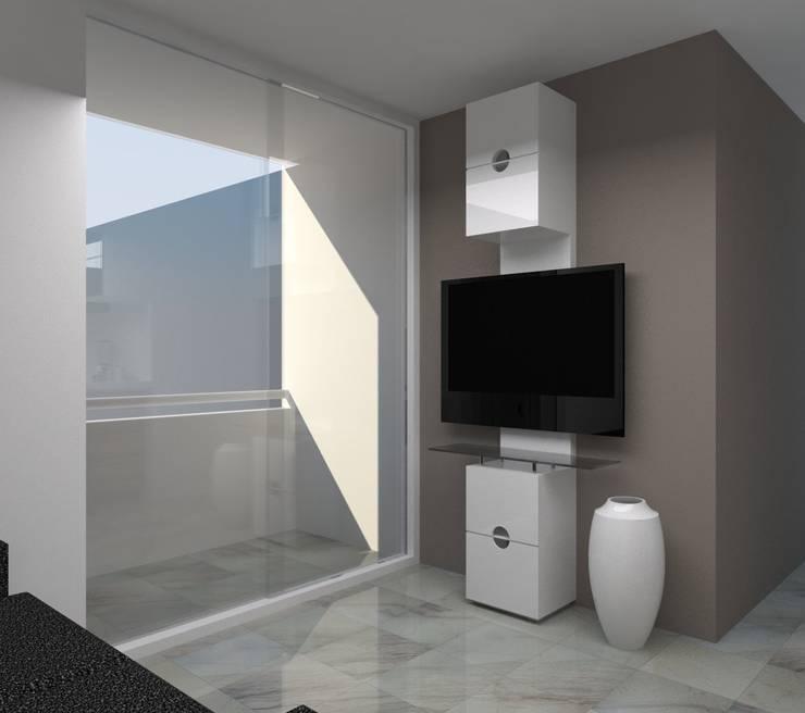 Salon de style  par Marianny Velasquez arquitecto