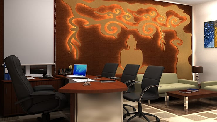 Propalarity Group:   by FYD Interiors Pvt. Ltd